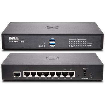 DELL SONICWALL TZ500 WITH 8X5 SUPPORT 1YR (01-SSC-0425)