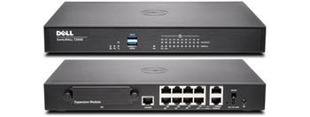 DELL SONICWALL TZ600 WITH 8X5 SUPPORT 1 YR (01-SSC-0221)