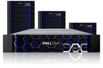 Diskové pole Dell EMC Unity 600 Hybrid Flash Storage