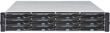 Diskové pole Infortrend EonStor DS 1012G, 4x 1Gbit iSCSI Single Controller,10x 4TB Nearline SAS 6Gb/s HDD