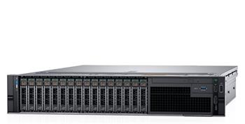 Sever DELL PowerEdge R840 /2x CPU Intel® Xeon® Platinum 8164 35.75M Cache, 2.00 GHz , RAM 192GB, 8x 2TB 7.2k NLSAS, 12Gps