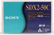 SONY, médium AIT2, 50/100 GB