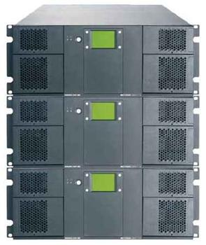 Tandberg StorageLibrary T120+, No drives, 114 slots