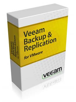 Veeam Backup Essentials Enterprise 2 socket bundle